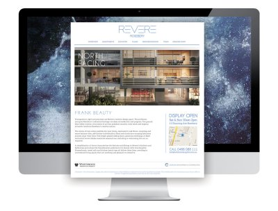 Web Design – Property Development